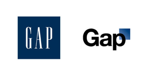 the gap rebrand