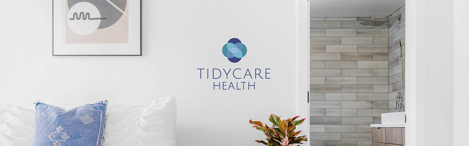 tidycare health design banner
