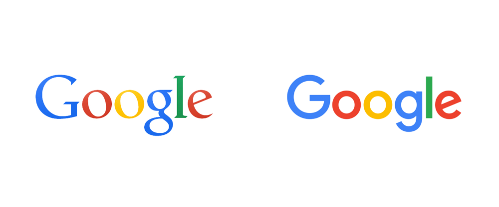 google logo rebrand