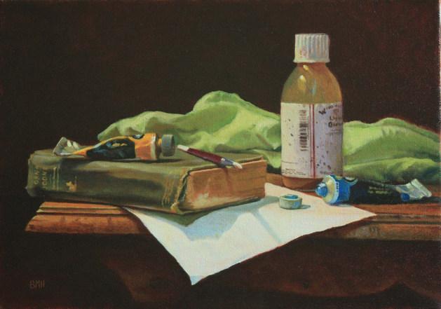 Artist's Still Life #1