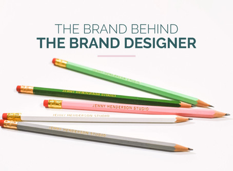 THE BRAND BEHIND THE BRAND DESIGNER