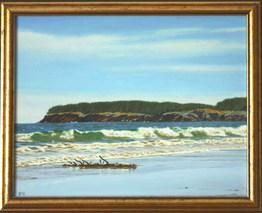 Gaff Point, Hirtle's Beach