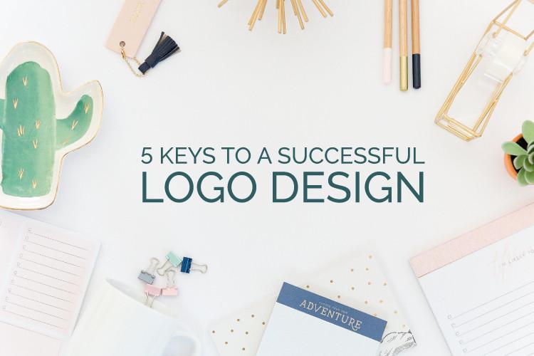 5 keys to a successful logo design blog