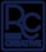 rise creative mono-color logo design