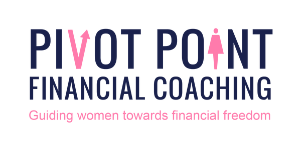 Pivot Point Financial Coaching logo desi