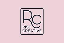 rise creative logo design