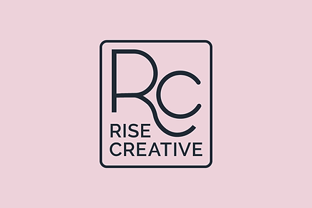Brand Identity and Website designs for Rise Creative Consulting