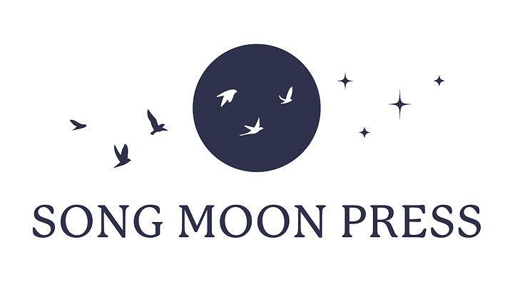Song Moon Press branding design light