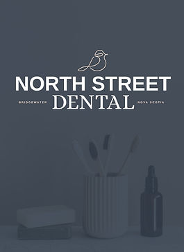 north street dental brand launch