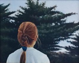 Girl with Chestnut Hair