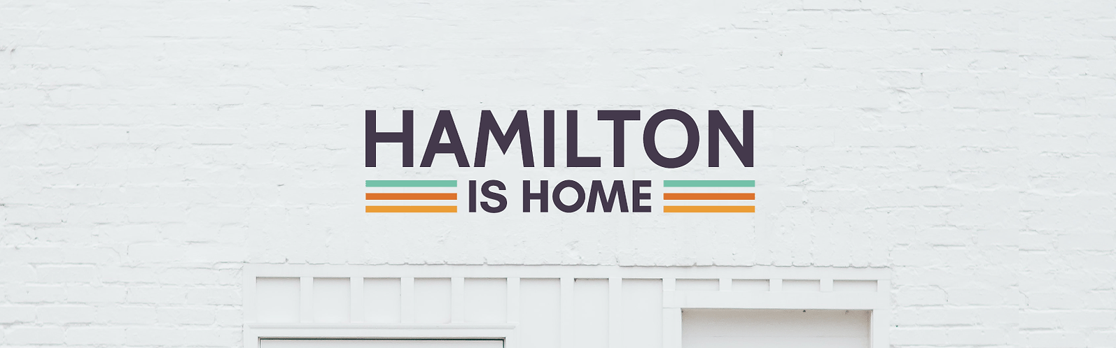 hamilton is home brand identity