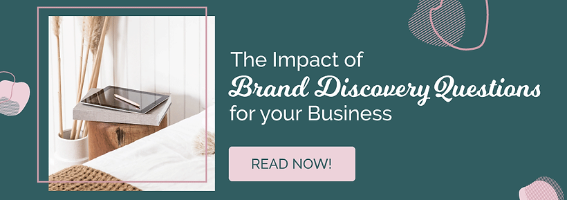 brand discovery questions answered