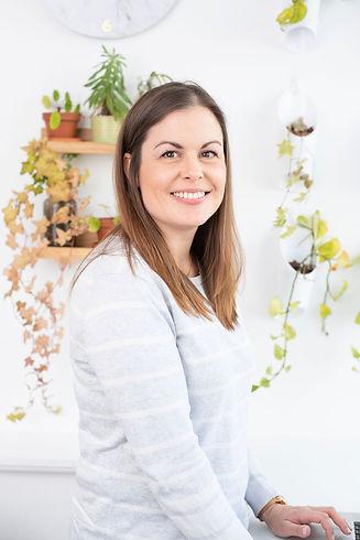 Jenny Henderson Brand Designer