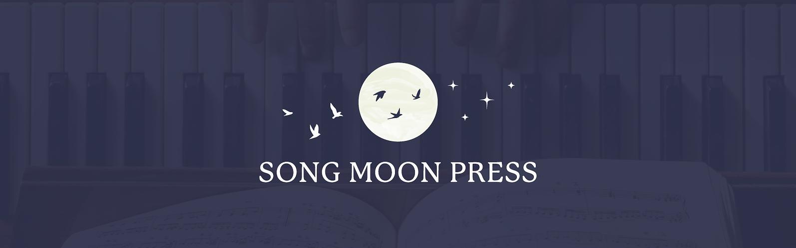 branding for song moon press