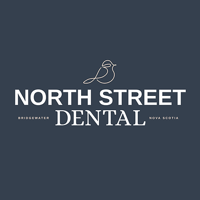 North Street Dental branding design