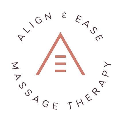 A&E Masssge Therapy Logo Design