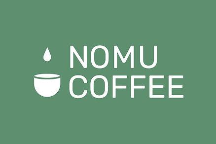 nomu coffee brand identity