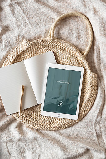 brand discovery workbook