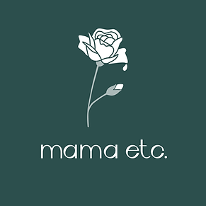 mama etc brand design