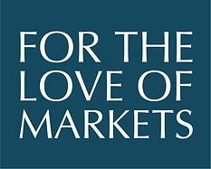 For the love of markets logo