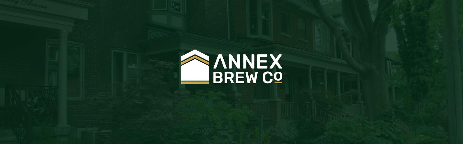 annex brew co brand design