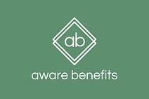 Aware Benefits logo design
