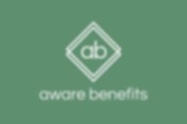 Aware Benefits brand identity design