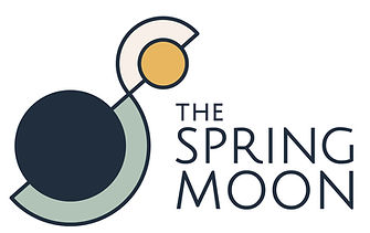 The Spring Moon brand design
