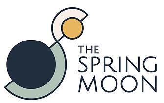 The Spring Moon brand design