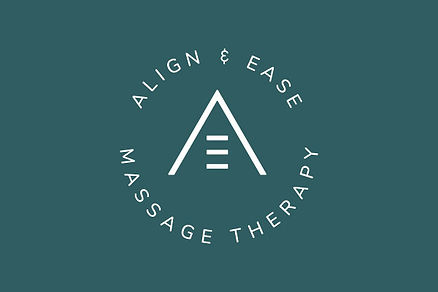 align and ease brand identity