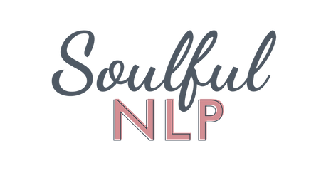 Soulful NLP stacked logo design