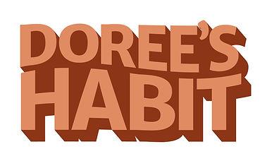 Dorees Habit brand design