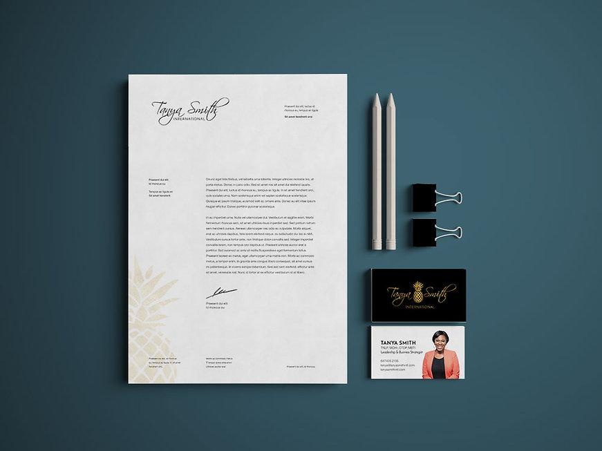 Tanya Smith Stationary Kit