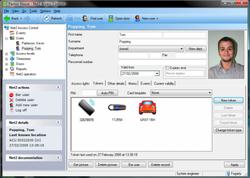 Paxton Net2 software 2