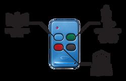 ET remote control