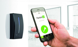 paxton10 app reader