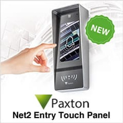 Paxton-Net2-Entry-Touch-Panel