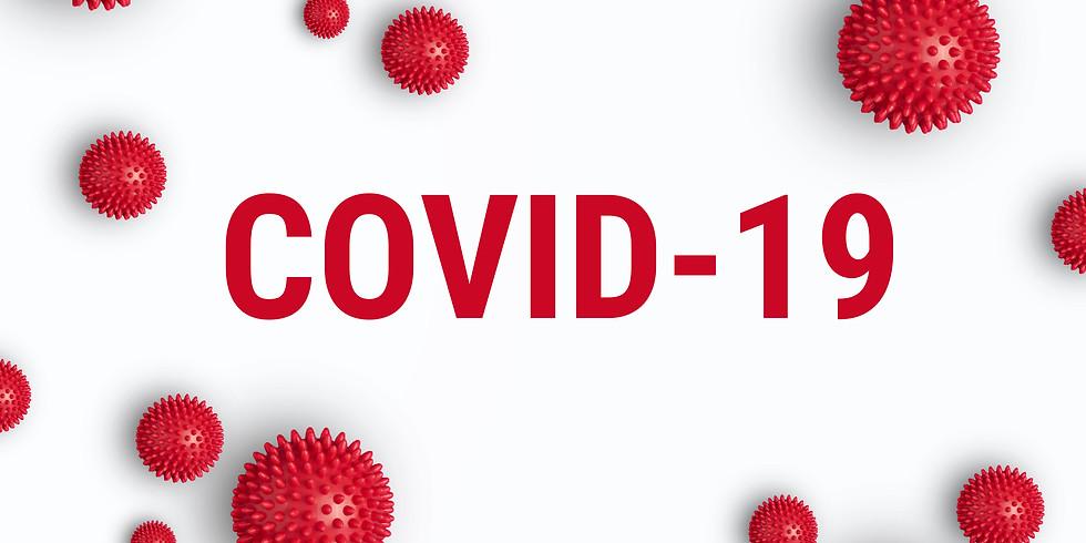 COVID-19 SOIREE UPDATES