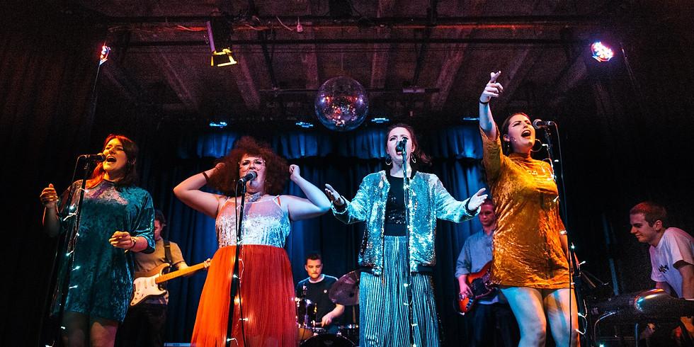 The Mamas at Moomba Festival