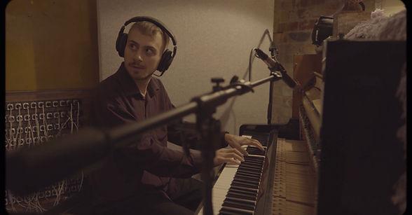 Jake Amy playing Piano