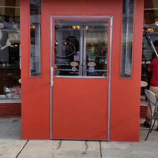 Vestibule Enclosure In Apex NC.