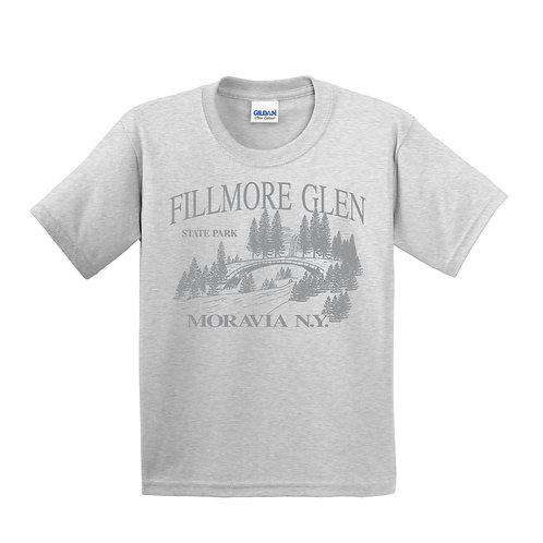Fillmore Glen Bridge Youth T-shirt