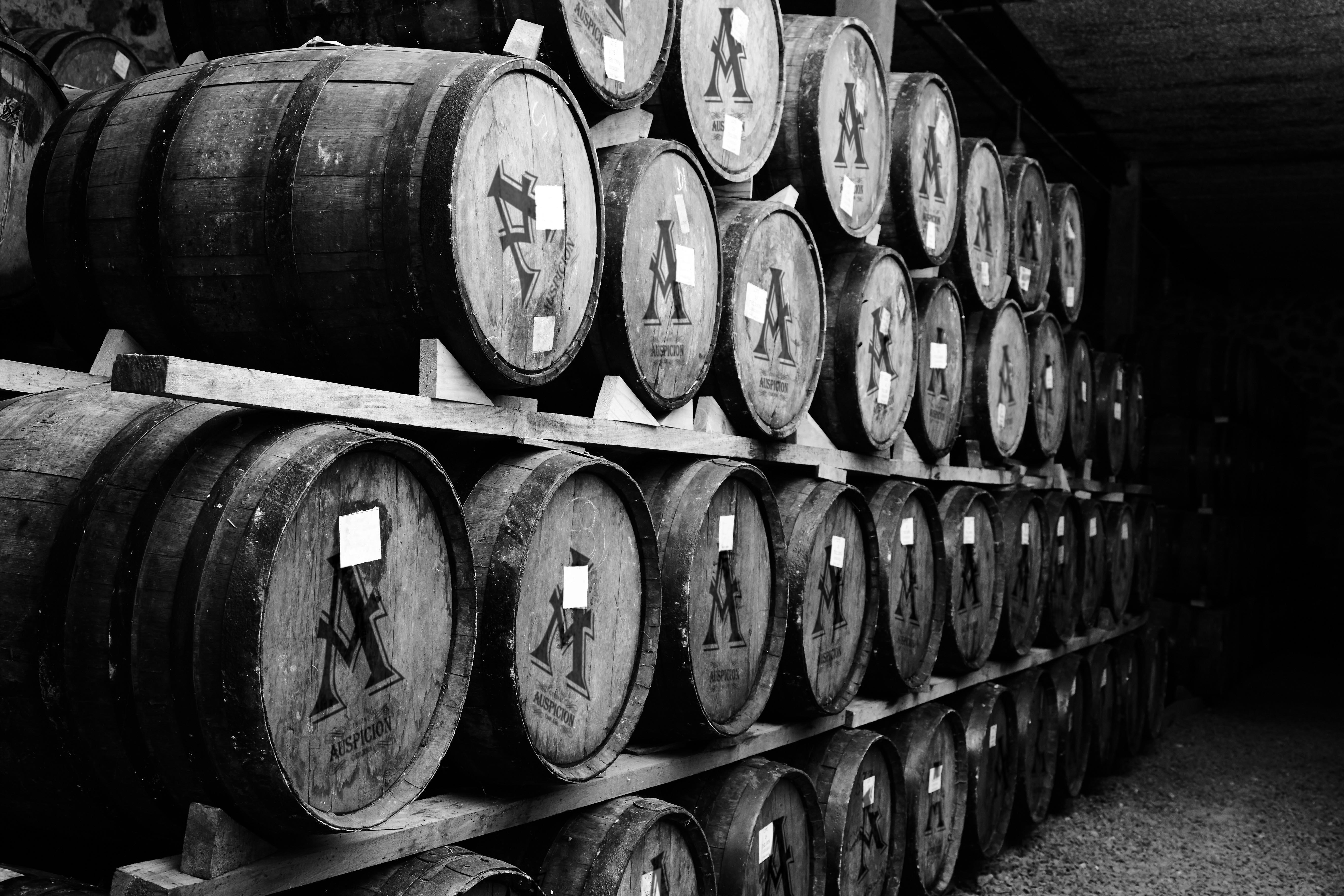 auspicion barrels