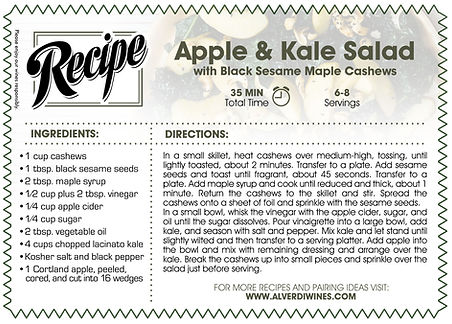 alverdi_pinot_grigio_apple_kale salad 2.