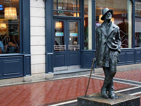 Momento cultura irlandesa: o Bloomsday