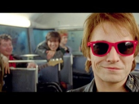 Música + Cinema: 'Killing Bono' (2011)