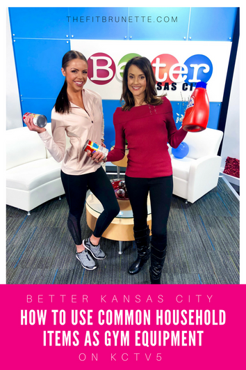 How to Use Common Household Items as Gym Equipment | WATCH NOW: Better Kansas City on KCTV5