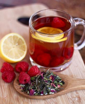 Customizable Teas by Purify Tea: Healthy, Organic, & All-Natural