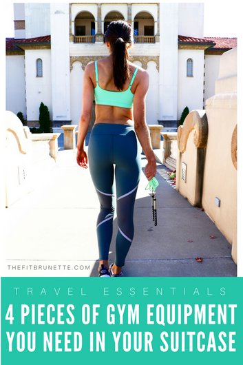 This Gym Equipment is Travel-friendly and Can Seriously Up Your Workout Game