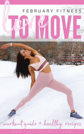 The Love 2 Move Fitness Guide is HERE | Free Full-Body Workouts, Guilt-Free Indulgent Recipes, and M